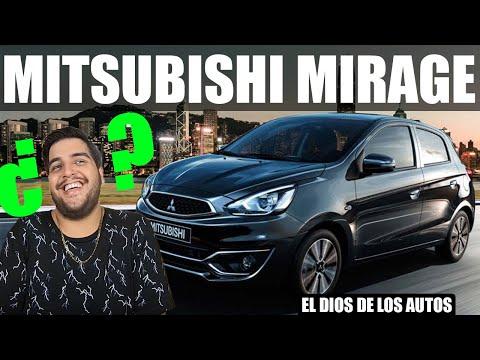 QUE AUTO BARATO ME COMPRO MITSUBISHI MIRAGE
