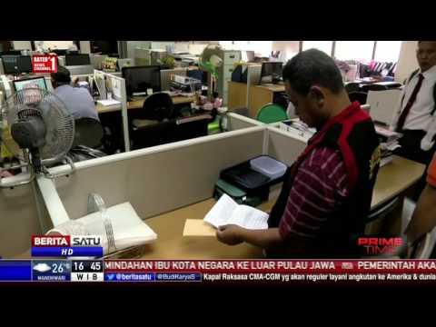Petugas Kejati DKI Geledah Kantor Kementerian Agama