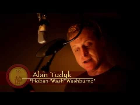 "Firefly Online: The Cast Returns - Alan Tudyk As Hoban ""Wash"" Washburne"
