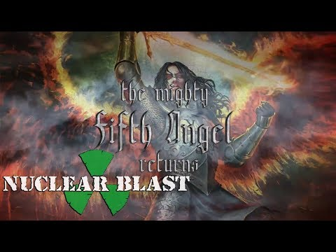 FIFTH ANGEL - 'The Third Secret' - Song Excerpts (OFFICIAL TRAILER #2)
