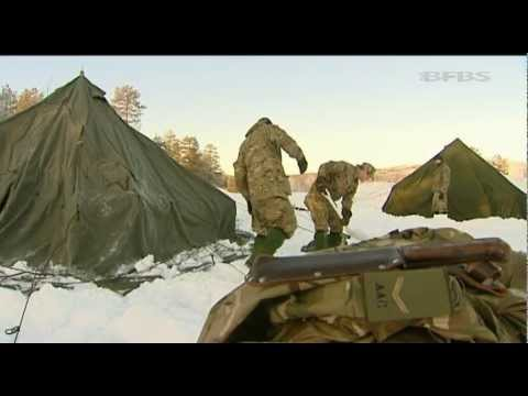 Arctic Training For Army Air Corps | Forces TV