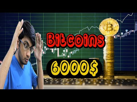 Bitcoins Reach 6000$ | Legal Or illegal in Pakistan,India?