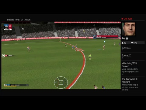 **AFL Evolution Live** - Port v Eagles