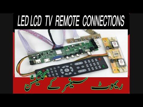 LED TV Remote Ir Problem