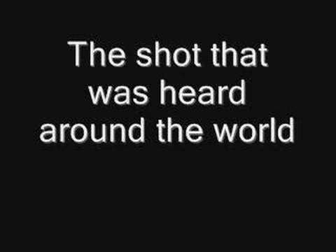 Seconds - The Human League (Lyrics)