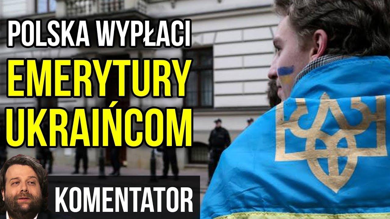 Polska Wypłaci Emerytury Ukraińcom.