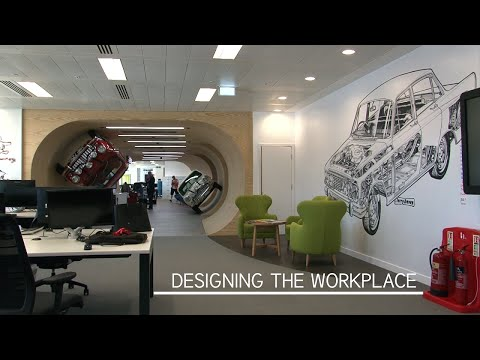 Designing the workspace