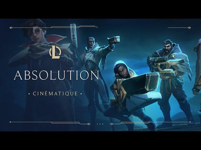 Absolution | Cinématique des Sentinelles de la lumière 2021 - League of Legends : Wild Rift