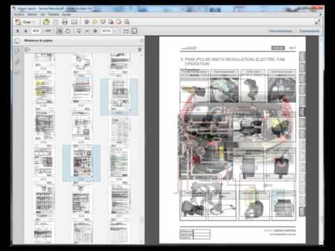 Ssangyong Actyon Sports  Service Manual  Wiring Diagram  YouTube
