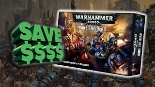 More Value: Wake The Dead Starter Set Warhammer 40k