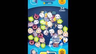 Tsum - Elsa - Skill 5 - No boost - 1456 coins - Score 3.5mil(, 2015-10-17T02:46:17.000Z)