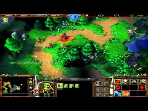 Episode 1 - Let's Play Warcraft III Reign of Chaos FR