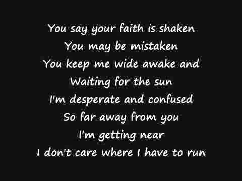 Maroon 5 - Misery  Lyrics
