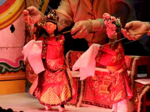 Teochew Puppet Show