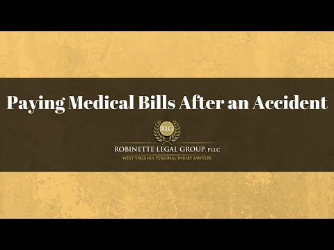 Paying Medical Bills After an Accident, WV Injury Lawyer Explains