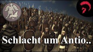 Total War Rome 2 | Schlacht um Antiochia | Persien #011 | German