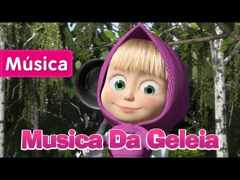 Masha e o Urso - Musica Da Geleia (Dia de Geleia)