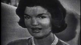 IFP:135 VT39-5M  Jacqueline Kennedy Campaign Interview