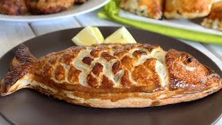 Fish Puff Pastry Recipe - Cookingwithalia - Episode 330