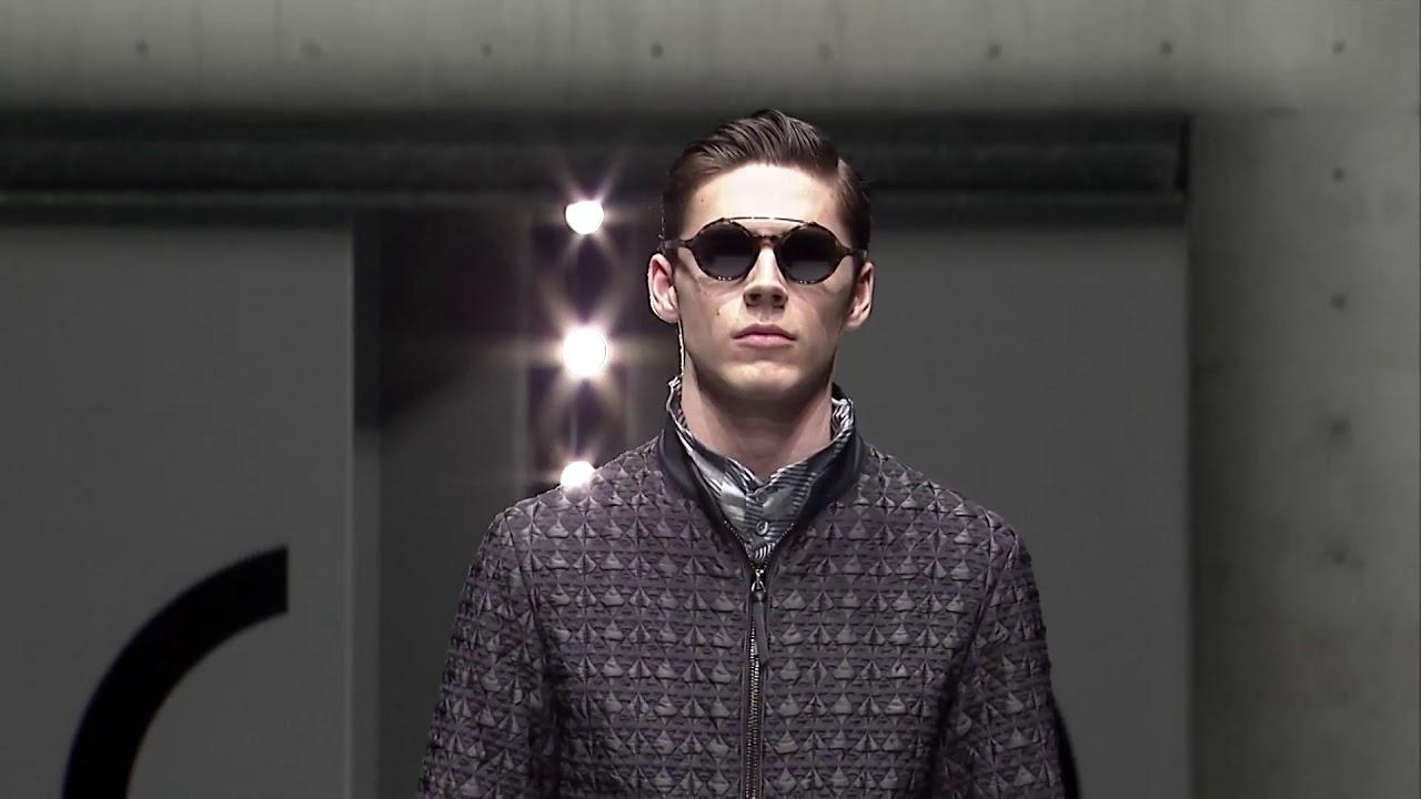 Giorgio Armani Menswear Fall/Winter 2018-2019