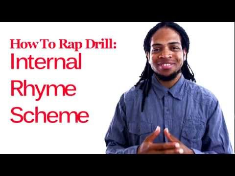How to Rap:Internal Rhyme Scheme-How to Rap Drill