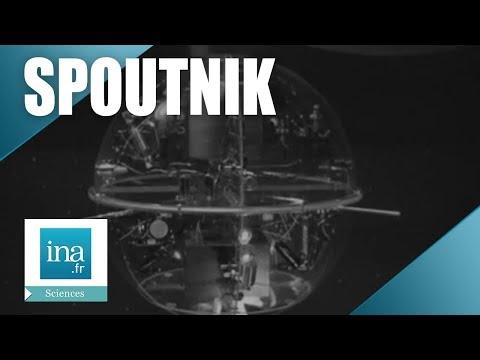 Et voici Spoutnik   Archive INA
