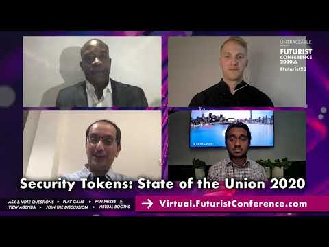 Security Tokens: State of the Union 2020