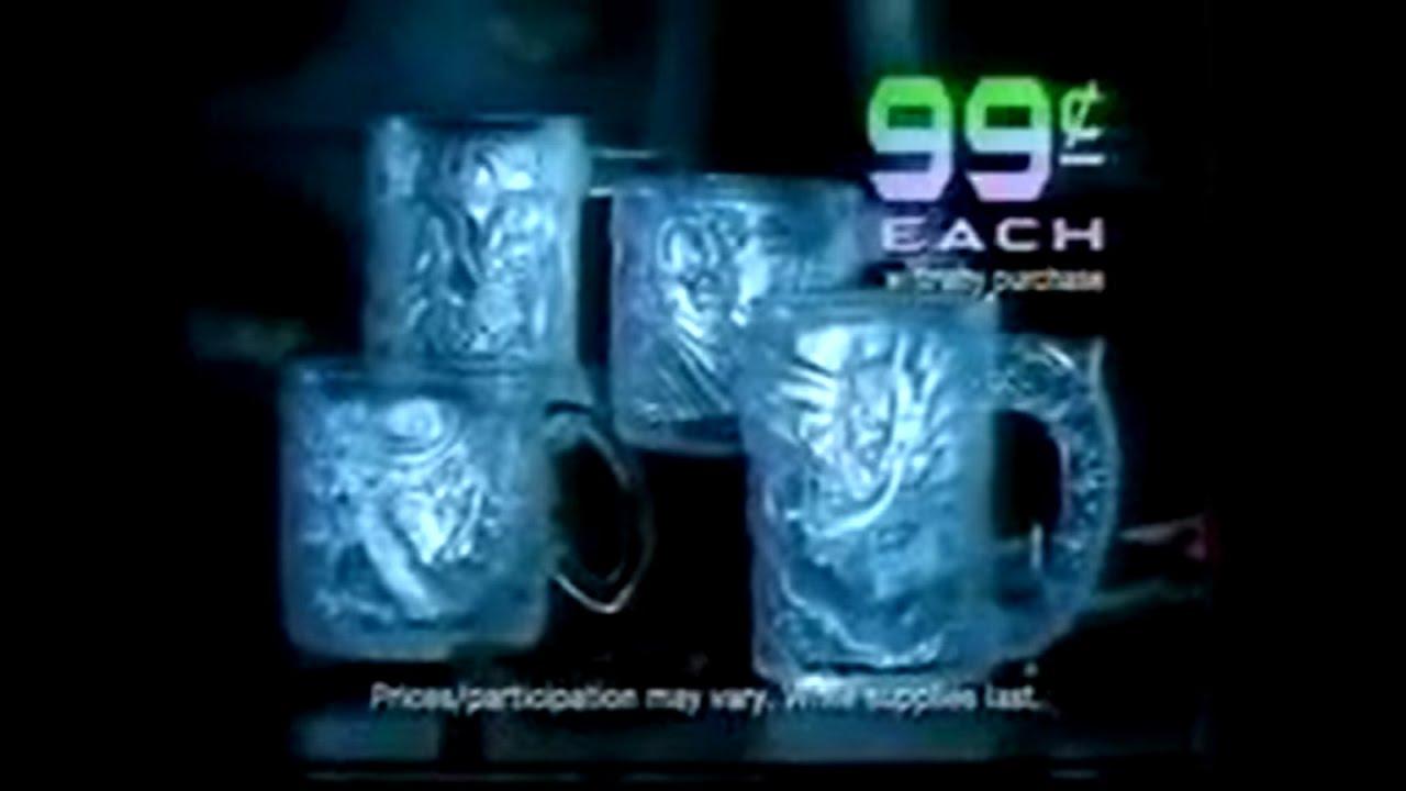 Batman Forever McDonald's Glasses Ad | kesseljunkie