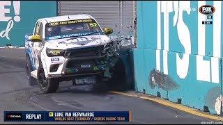 Gold Coast Event Crash Highlights 2018