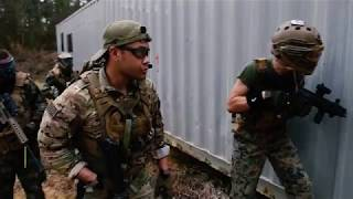 Best Airsoft War | Operation: Cryptic City
