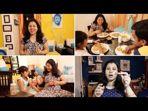 MY Different  Look ! Easy & Mouth Watering Sunday Dinner | Weekend Routine | Maitreyee's Passion