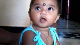 Really cute baby funny moments