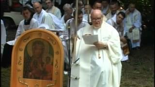 2014-08-02 Malin - Kazanie ks. Orzecha podczas Mszy Świętej