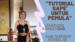 Download lagu Tutorial bermain sape' Untuk pemula part 1 😍#florentinidelly #tutorialbermainsape #tradisional