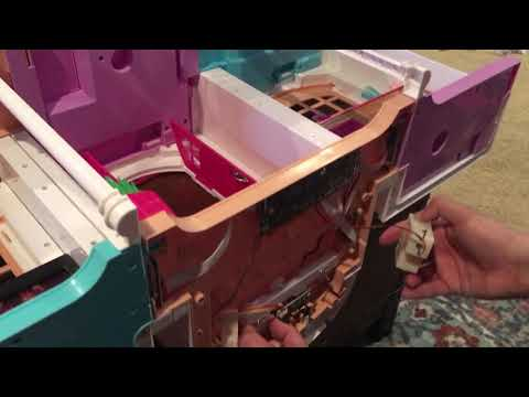 Barbie Hello Dream House Error Code 11 Fix