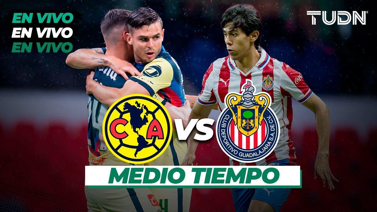 Amrica vs Chivas en vivo: Guard1anes 2020 Jornada 11