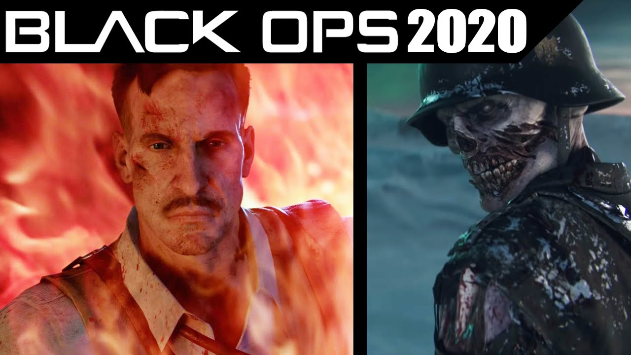 Call Of Duty Black Ops 5 Zombies Innovations Evolving Zombies