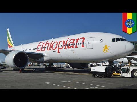 Sistem anti jatuh diaktifkan di 737 pesawat Ethiophia  - TomoNews