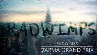 RADWIMPS/DARMA GRAND PRIX