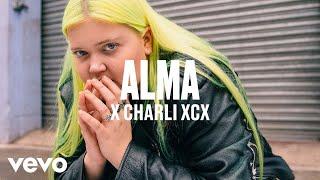 ALMA x Charli XCX - dscvr ARTISTS TO WATCH 2018