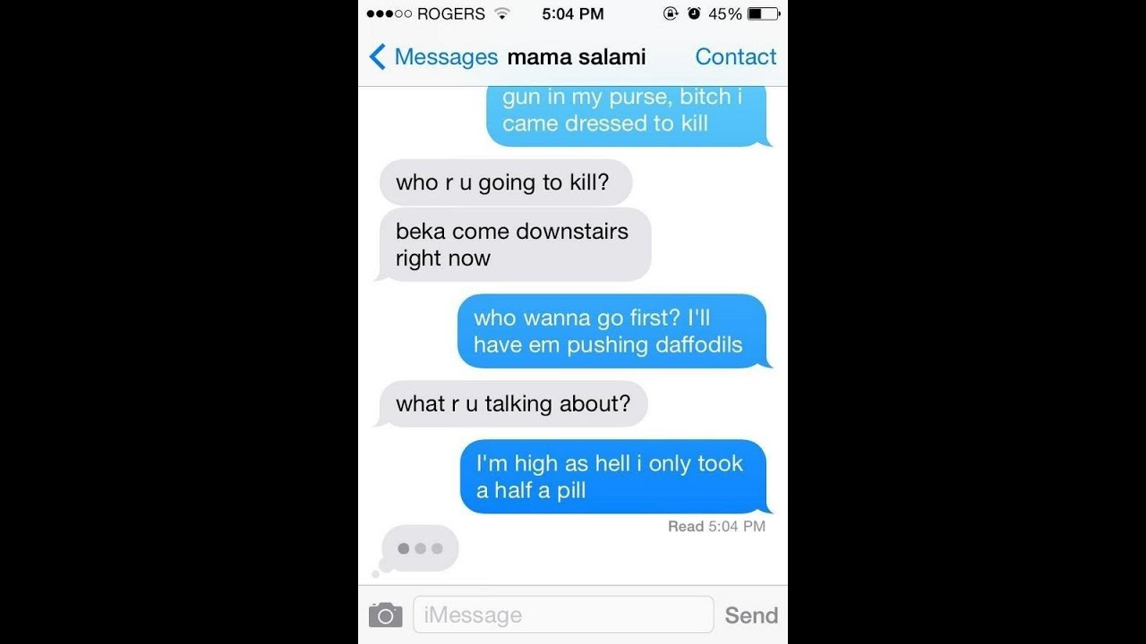 SONG LYRICS PRANK ON BEST FRIEND-COLD WATER BY JUSTIN BEIBER (GONE ...