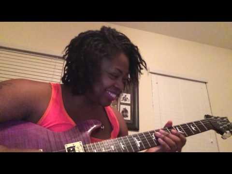 Gudah playing Lydian  Norman Brown