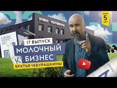 Рецепт молочного бизнеса. Братья Чебурашкины. Семейная ферма & Молоко премиум-класса