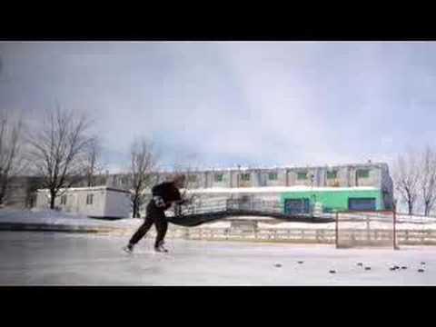 Alex Kovalev - Publicité Sports Rousseau