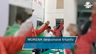 El partido Revolucionario Institucional dio ayer la sorpresa en Coahuila e Hidalgo