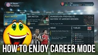 FIFA 14: How do you enjoy Career Mode?