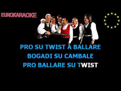Gambale Twist   Karaoke con Pecore