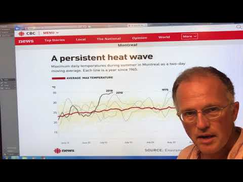 Massive Deadly Heatwaves: A Consequence of Abrupt Climate Change