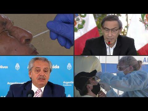 AFP Español: La pandemia no detiene su paso en América Latina, donde Perú reinstala toque de queda | AFP