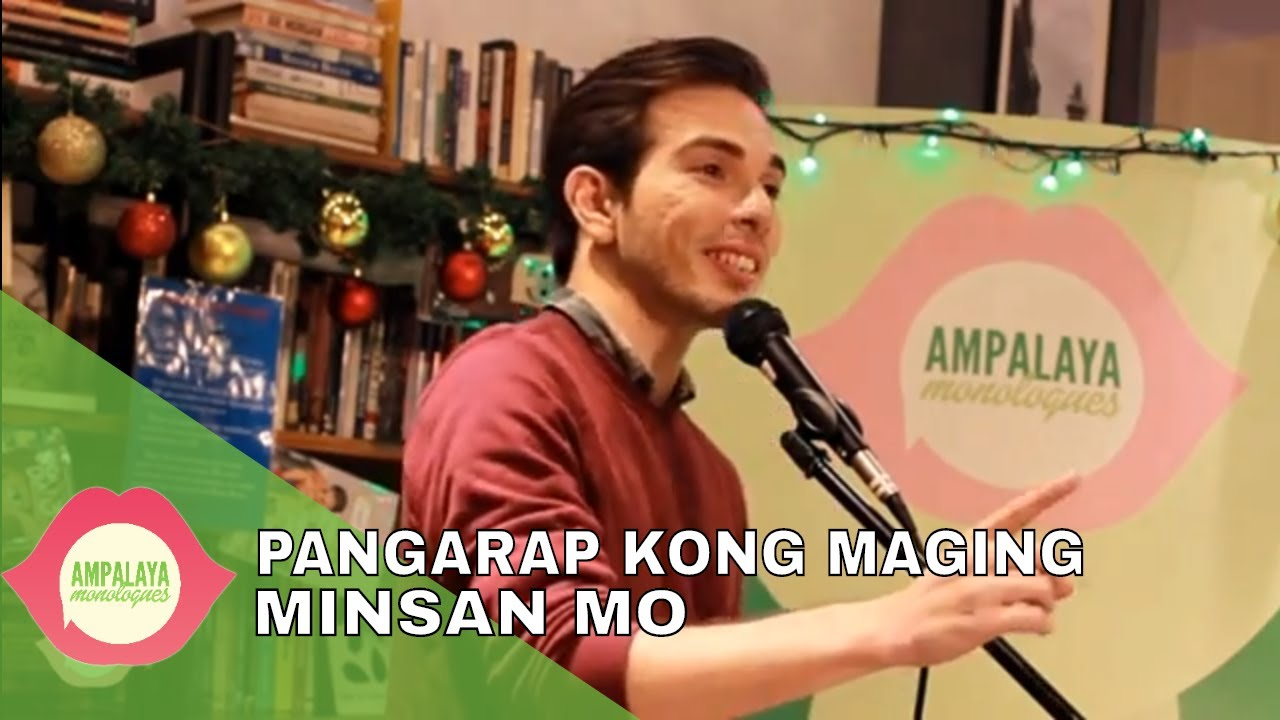monologue tagalog How to make a monologue monologues are the meat of theatre in a killer monologue, a single character takes control of the stage or the screen to open their heart and spill out their inner turmoil.